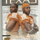 2010 Texas v Oklahoma State Football Program