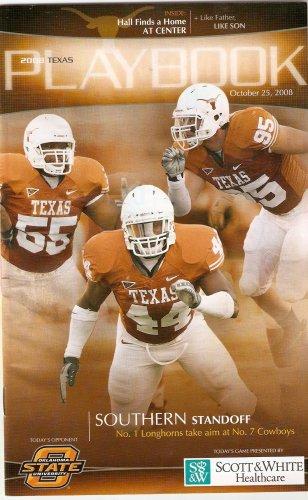 2008 Texas v Oklahoma State Football Program