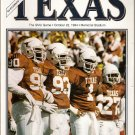1994 Texas v SMU Program