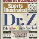Sports Illustrated February 1, 1993