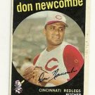 1959 Topps Don Newcombe Cincinnati Redlegs  # 312