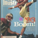 Sports Illustrated August 30, 1993 Florida State