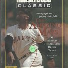 Sports Illustrated Fall 1992 Special Issue Willie Mays