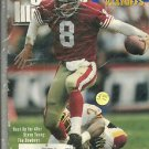 Sports Illustrated January 18, 1993 San Francisco 49ers Steve Young
