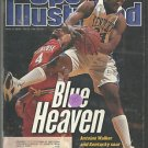Sports Illustrated April 8, 1996 Kentucky Antoine Walkker