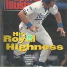 Sports Illustrated October 5, 1992 Kansas City Royals George Brett
