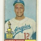 1961 Topps Tommy Davis Rookie Card # 168