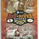 2013 Texas v Oklahoma Football Program