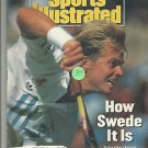 Sports Illustrated September 21, 1992 Tennis Stefan Edberg
