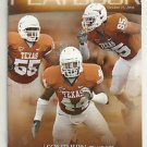 2008 Texas v Oklahoma State  Football Program  Colt McCoy