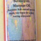 Bubblegum Massage Oil