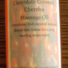 Chocolate Covered Cherries Massage Oil