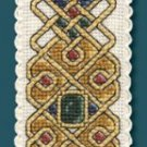 Celtic Jewels Bookmark Counted Cross Stitch Kit