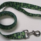Dog Lead - 4 Leaf Clover - Large 1""