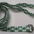 Dog Lead - Shamrock - Medium 3/4""