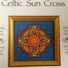 Celtic Sun Cross Counted Cross Stitch Chart