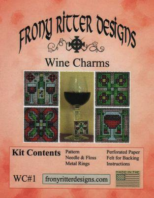 Wine Charms Kit