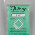 "Q-Snap 6""x6"" Needlework Frame"