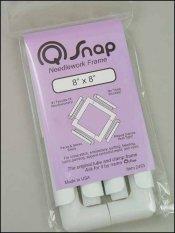 "Q-Snap 8""x8"" Needlework Frame"