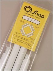 "Q-Snap 11""x17"" Needlework Frame"