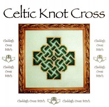 Celtic Knot Cross Stitch chart