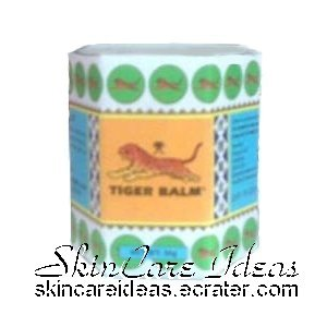 Tiger Balm White (Regular Strength) 30g
