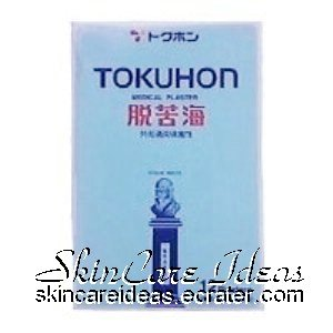 Tokuhon Medical Plaster (12 plasters)