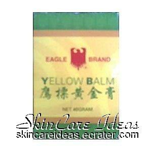 Eagle Brand Yellow Balm 40g