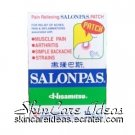 Salonpas Pain Relieving Patch (10 plasters)