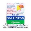 Salonpas Pain Relieving Patch (10 plasters)