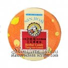 Nin Jiom Herbal Candy Tangerine-Lemon 60g (Pack of 2)