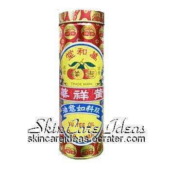 Wong Cheung-Wah Yu Yee Oil 22ml