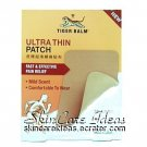 Tiger Balm Ultra Thin Patch (5 plasters)