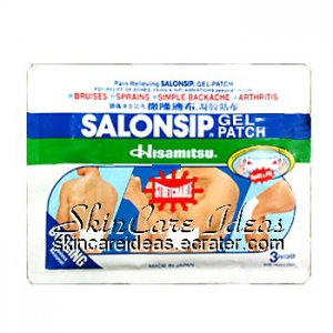 Salonsip Gel-Patch (6 plasters)