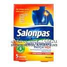 Salonpas Pain Relieving Patch Hot (5 plasters)