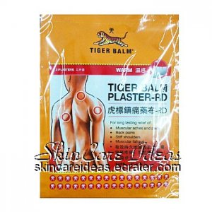 Tiger Balm Medicated Small Plaster Warm (24 plasters)