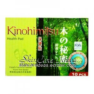 Kinohimitsu Health Pad with Negative Ions (20 pieces)