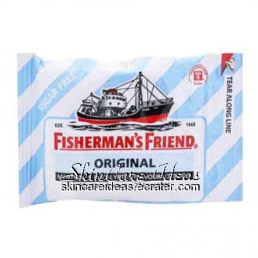 Fisherman's Friend Sugar Free Original 25g (Pack of 6)
