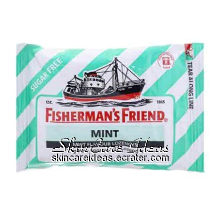 Fisherman's Friend Sugar Free Mint 25g (Pack of 6)