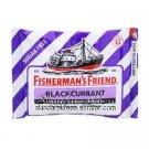Fisherman's Friend Sugar Free Blackcurrant 25g (Pack of 6)