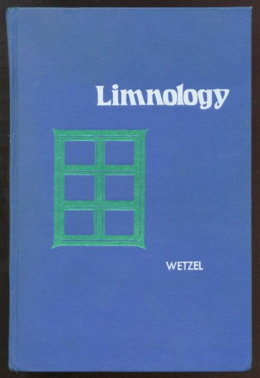 Limnology by Robert G Wetzel - 1975