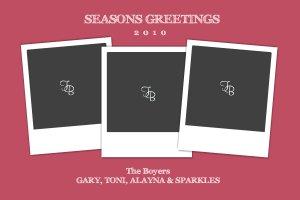 Christmas Card 3