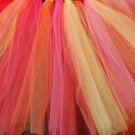 'HAWAII SUNSET' baby girls tutu