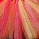 'HAWAIIAN SUNSET' toddler girls tutu