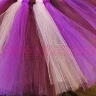 'PURPLE PIPER' toddler girls tutu