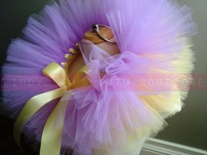 PHOEBE | toddler girls 'bows-n-bling' tutu