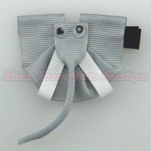 ELEPHANT -GRAY-   CLIPPIE