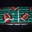 Custom Baby Wipes TRAVEL Case | FOOTBALL