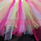 'LIGHT RAINBOW' youth girls tutu