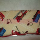 Custom Baby Wipes TRAVEL Case | FIRE DEPT